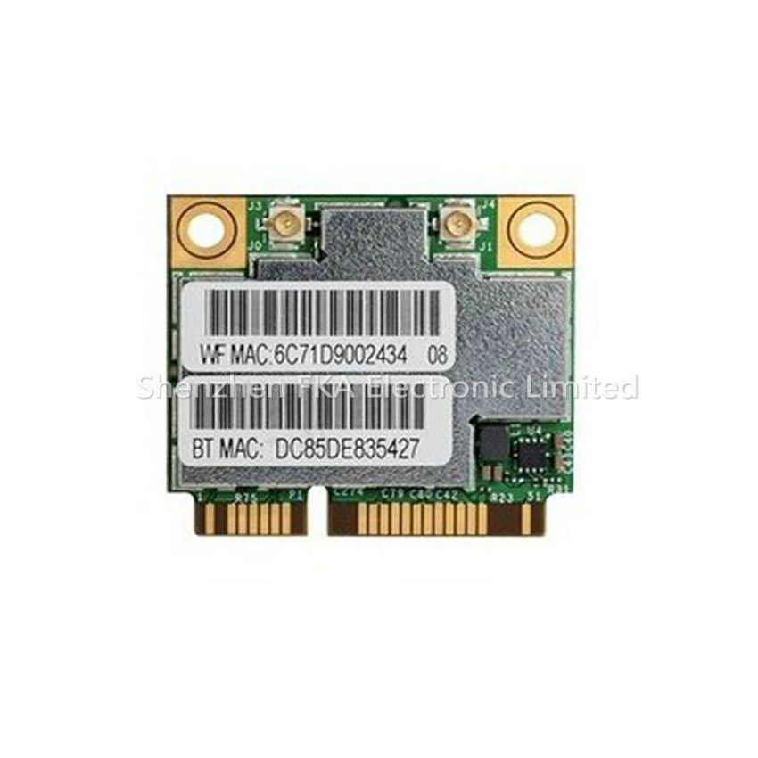 Laptop Half MINI PCI-E WLAN BT4 0 Combo wifi bluetooth module