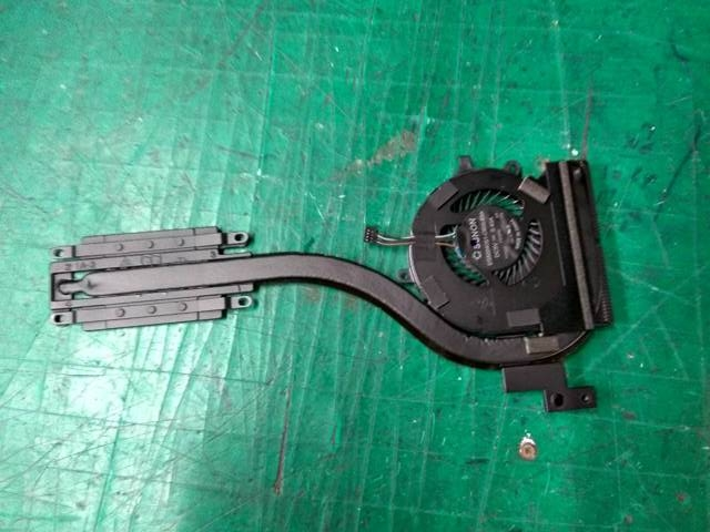 Original R37F7 Dell Latitude E7270 Heatsink And Fan Assembly