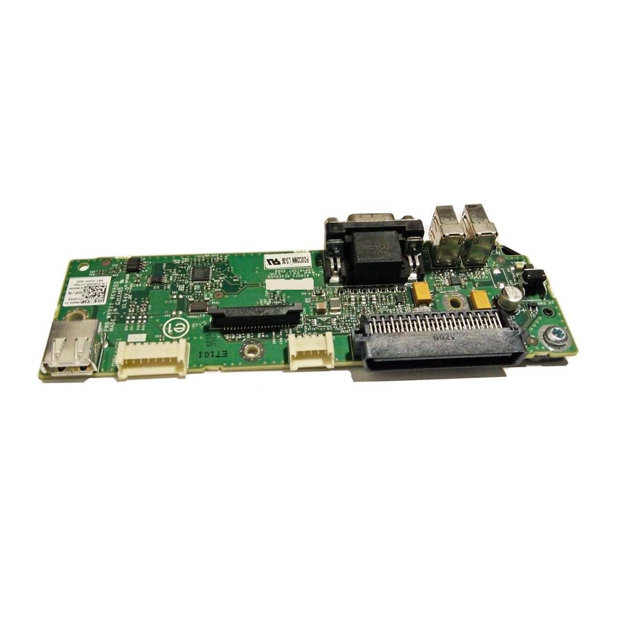 Dell Poweredge R710 Front Control Panel Board USB VGA I/O J800M CN-0J800M