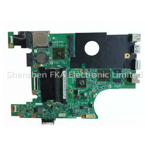 Original Laptop Motherboard For Dell M4040 TFH13 0TFH13 Non-Intergrated CPU on Board