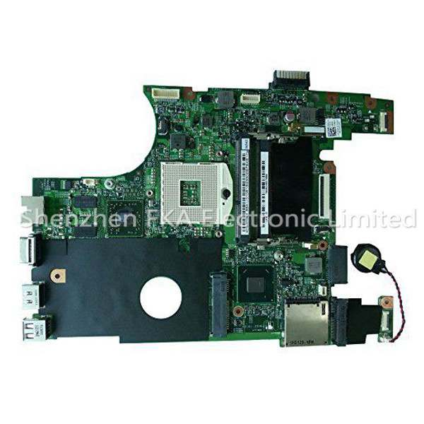 Original Laptop Motherboard for Dell Inspiron 14R N4050 7NMC8 Non-Intergrated