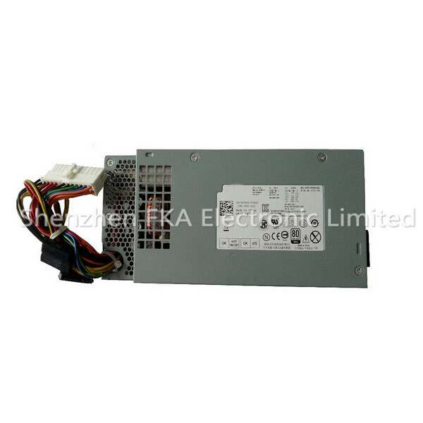 Dell inspiron 660S Vostro 270S PS-5221-06 HU220NS-00 P3JW1 PS-5221-06 R82H5 220W Power Supply