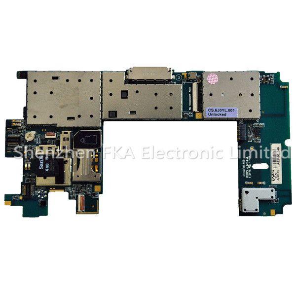Original new mobile phone motherboard 82MJC for Dell Streak Mini 5 smartphone