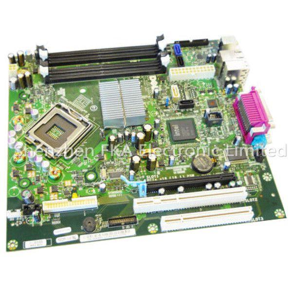 Original For Dell Optiplex 755 Desktop Integrated Motherboard DR845 WX729