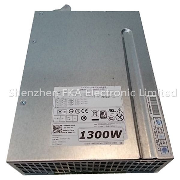 1300W power supply for Dell PRECISION T7600 6MKJ9 06MKJ9 H1300EF-00