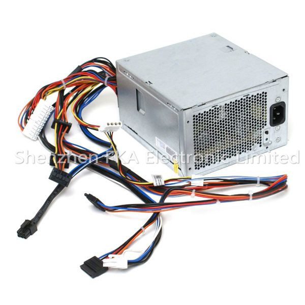 Power Supply 6W6M1 For Precision T3500 525W U597G 0G05V M821J M822J X008G