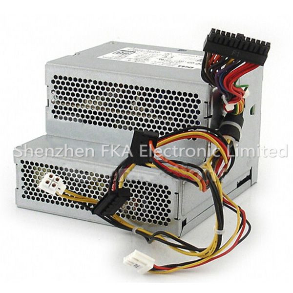 Original for Dell Optiplex 760 780 960 980 Desktop 255w Power Supply C112T 0C112T AC255AD-00