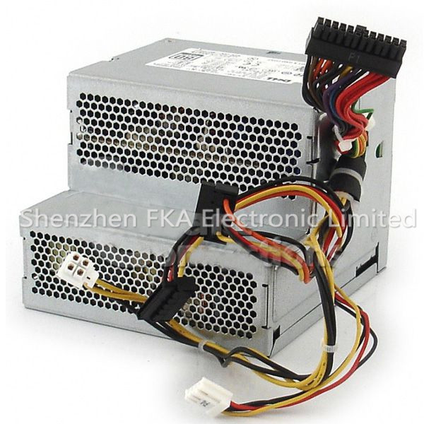 Dell Optiplex 980 DT 255w Power Supply F283T DPS-255CB D255ED-00