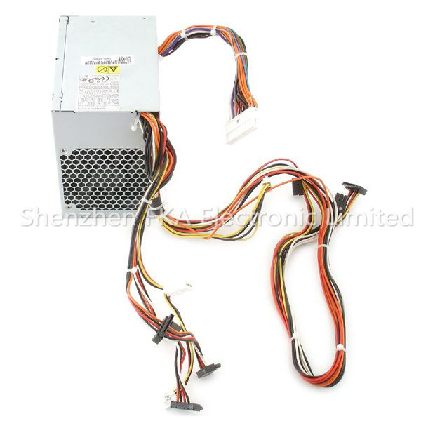 Dell Dimension 9100 XPS 400 375W Power Supply KH624 T3400 N375P-00 L375P-00
