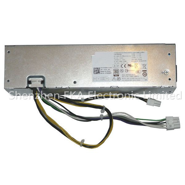 Dell Optiplex 3020 Precision T1700 255W Power Supply PJKWN YH9D7 3XRJ0 AC255ES-00