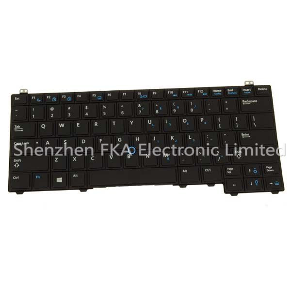 Dell Latitude E5440 Laptop Keyboard with Stick Mouse Pointer and Backlight 3KK86 03KK86
