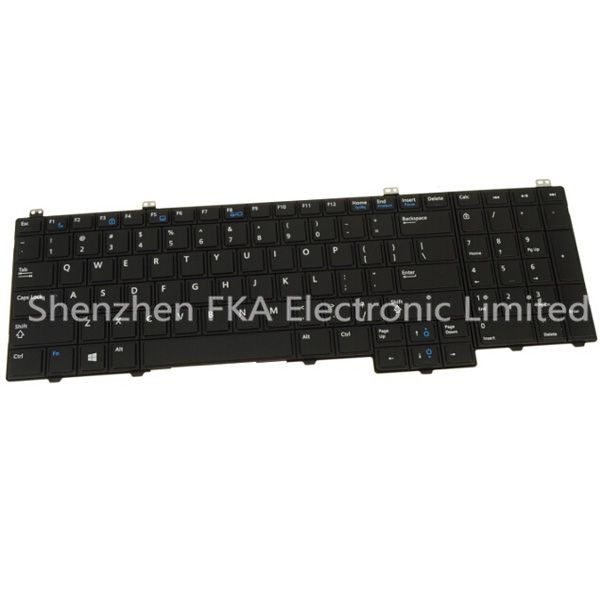 Dell Latitude E5540 Laptop Keyboard 4RNXY Non-Backlit