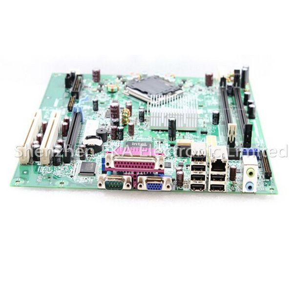 Dell Optiplex 330 Intel G31 Desktop Motherboard Integrated KP561 N820C TW904