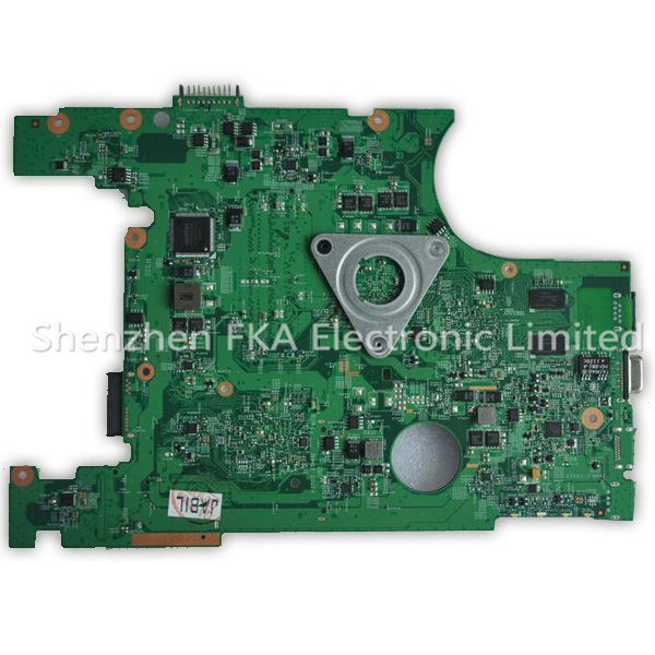 Laptop Motherboard Non-Integrated DDR3 for Dell M4040 Motherboard V57HK