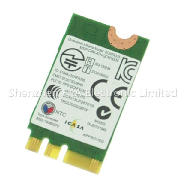 Dell Wireless DW1707 WLAN WiFi 802.11 b/g/n + Bluetooth 4.0 NGFF Card VRC88 0VRC88