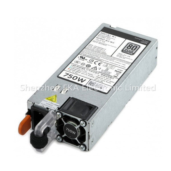 PowerEdge R620 750W Power Supply PSU D5MW8 F750E-S0 PowerEdge R720 R720XD