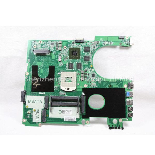 Laptop Motherboard For Dell Inspiron 7720 MPT5M CN-0MPT5M Nvidia GeForce GTX 650M 2 GB