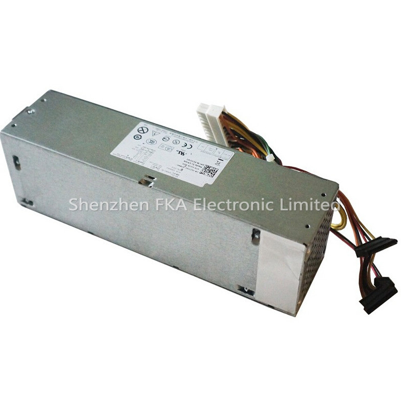 Original For Dell Power Supply Optiplex 390 790 990 3010 SFF CCCVC H240AS-00 240W
