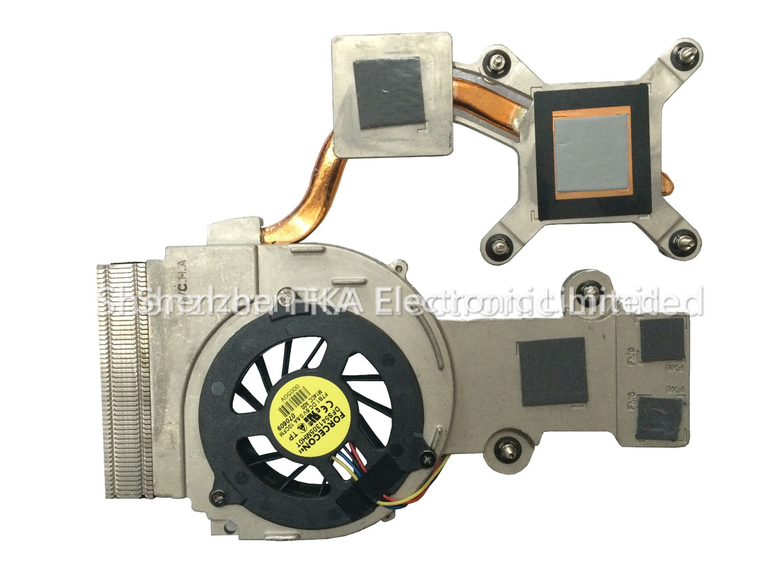 Dell Studio 15 1535 CPU Cooling Fan and Heatsink M240C 0M240C