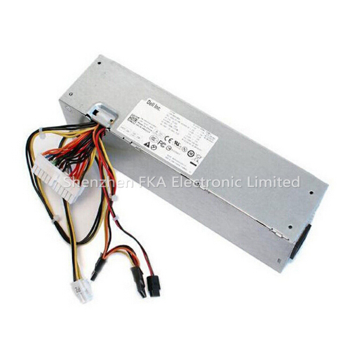 Dell OptiPlex 790 990 3010 7010 SFF Power Supply 240W 3YKG5 03YKG5 H240AS-01 D240A005L