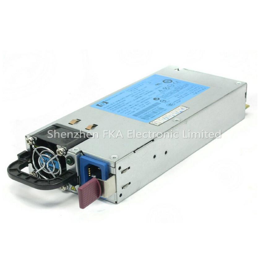 HP ProLiant G6/G7 DL160 DL380 460W 12V Common Slot PLATINUM SWITCHING POWER SUPPLY 591553-001 593188-B21