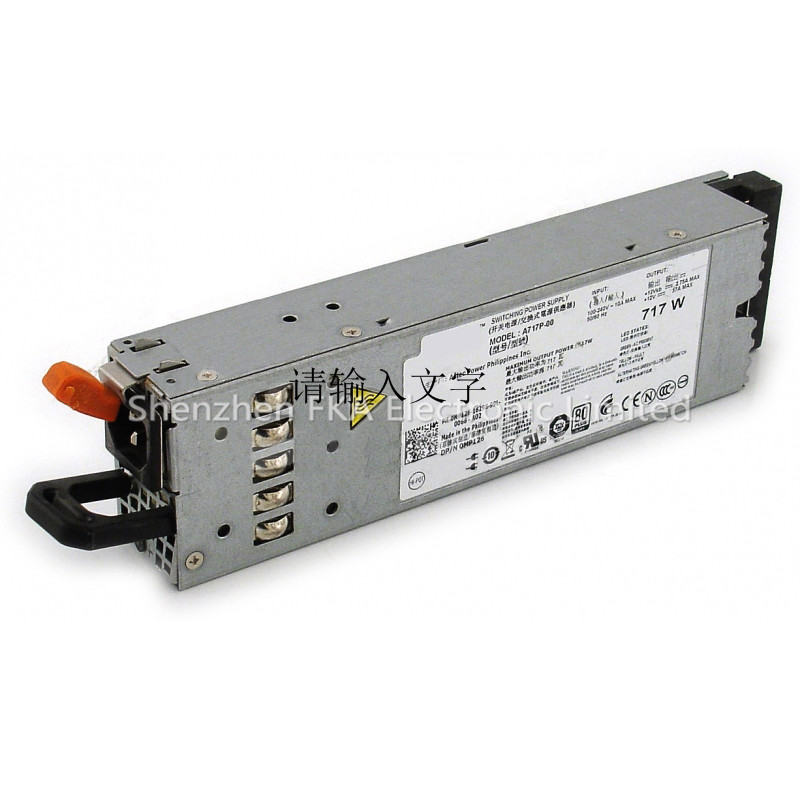Dell MP126 PowerEdge R610 Power Supply Unit 717W MP126 0MP126 A717P-00