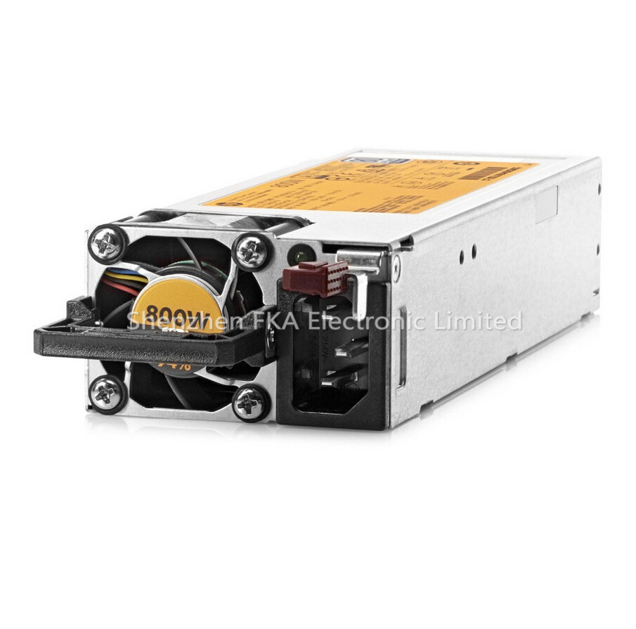 HP GEN9 FLEX SLOT PLATINUM 720479-B21 754381-001 DPS-800AB-11 A 800W Power Supply