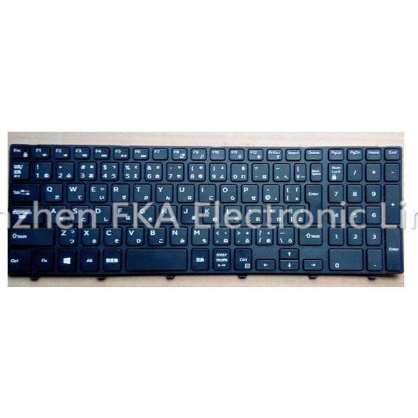 NYMV2 0NYMV2 NSK-LR0SW 0J Japanese Layout 105 Key Keyboard M14NXC Brand New