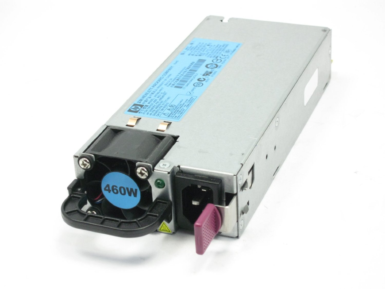 HP ProLiant DL Servers 460W Power Supply 499250-101 499249-001 DPS-460EB A 511777-001