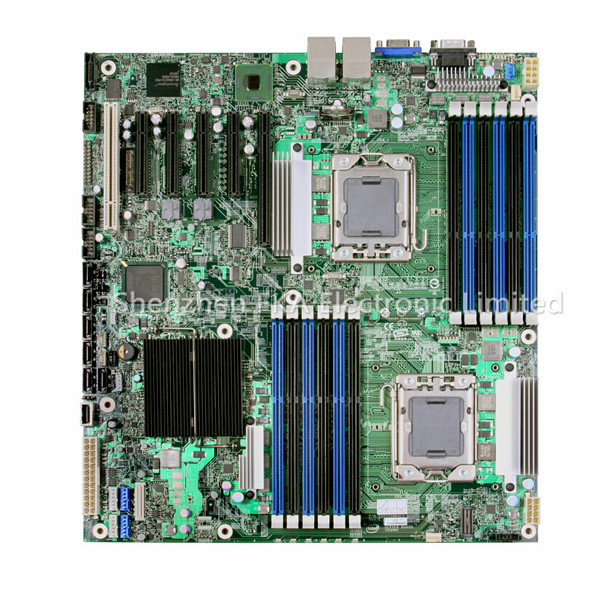 Intel Dual LGA1366 SATA DDR3 Server System Motherboard S5520HC Integrated