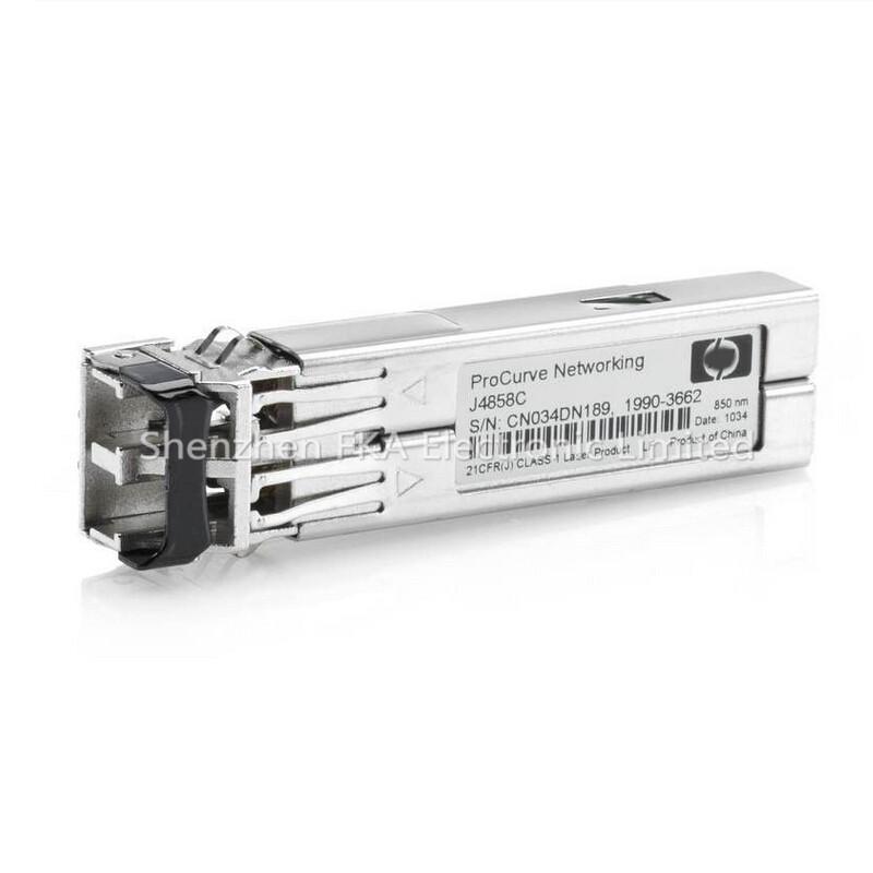 HP J4858C ProCurve Gigabit-SX-LC Mini-GBIC X121 1G SFP LC SX Transceiver