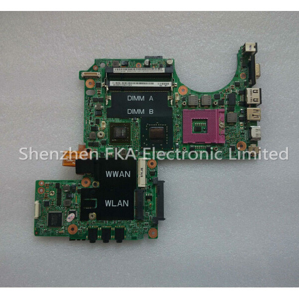 Dell XPS M1330 Laptop Motherboard with Onboard Graphics PU073 K984J CX062