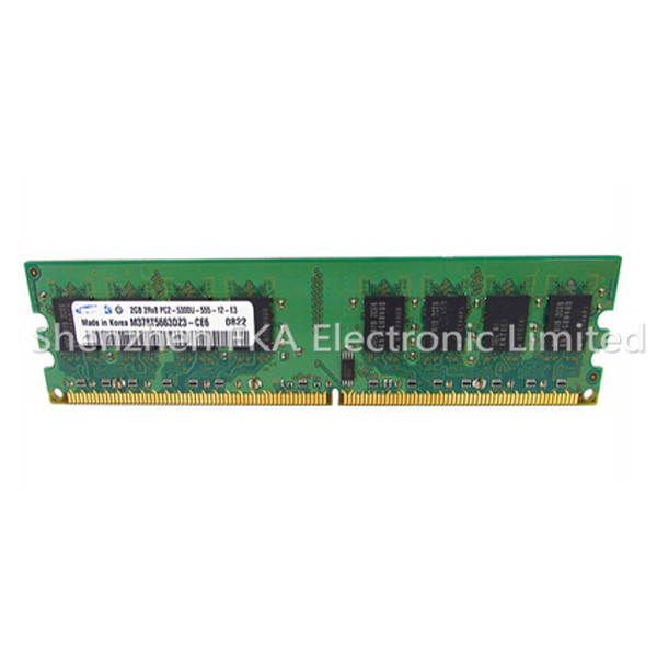 2GB Desktop PC Memory M378T5663DZ3-CE6 PC2-5300 DDR2 667 DIMM For Samsung