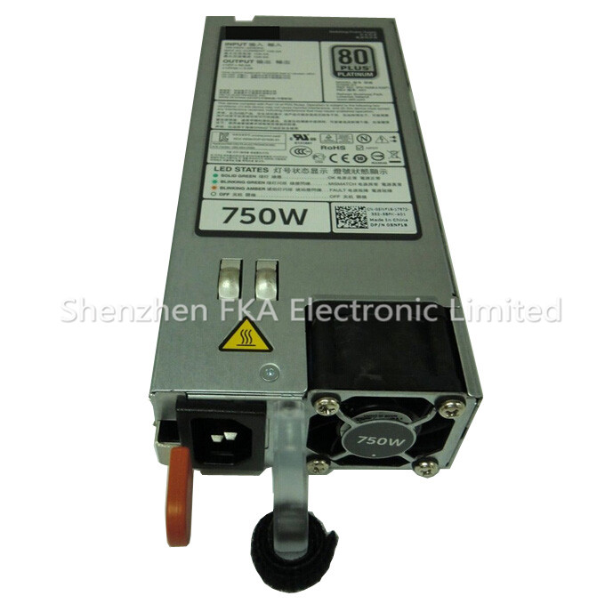 Dell PowerEdge R520 R620 R720 R720XD Redundant Power Supply 750W PSU 5NF18 CN-05NF18 D750E-S1
