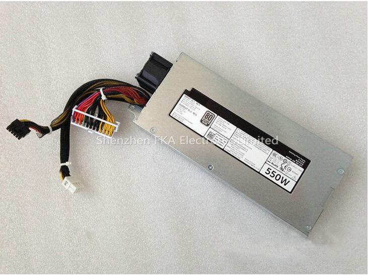 DELL PowerEdge R420 Power Supply 550W PSU J6J6M CN-0J6J6M DH550E-S0 DPS-550NB A