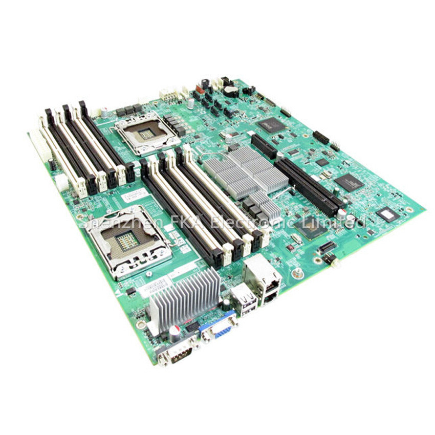 HP Proliant DL180 G6 Server System Motherboard 608865-001 507255-001 DDR3 SDRAM