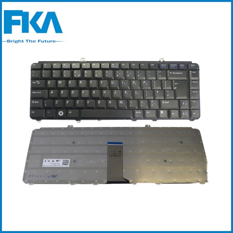 Dell Inspiron 1540 1545 1546 UK Layout Laptop / Notebook Keyboard P/N P463J