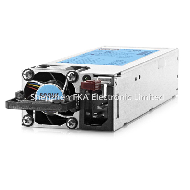 HP GEN9 DL380 388 360 ML350 Power Supply 720478-B21 723594-001 754377-001 500W Flex Slot