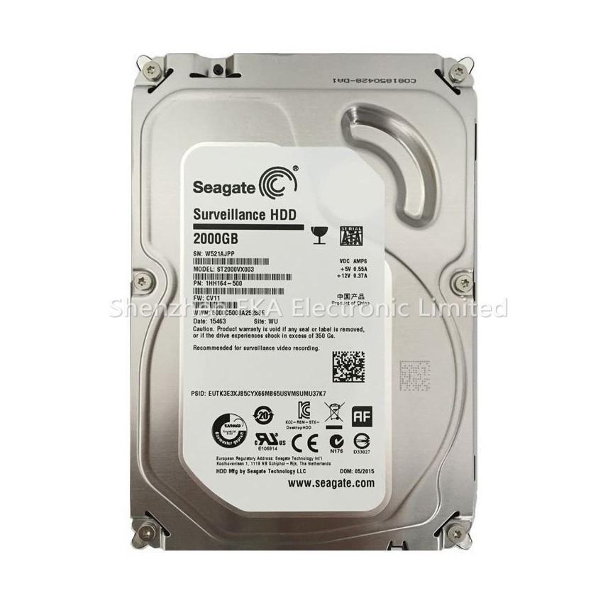Seagate HDD 2TB 3.5