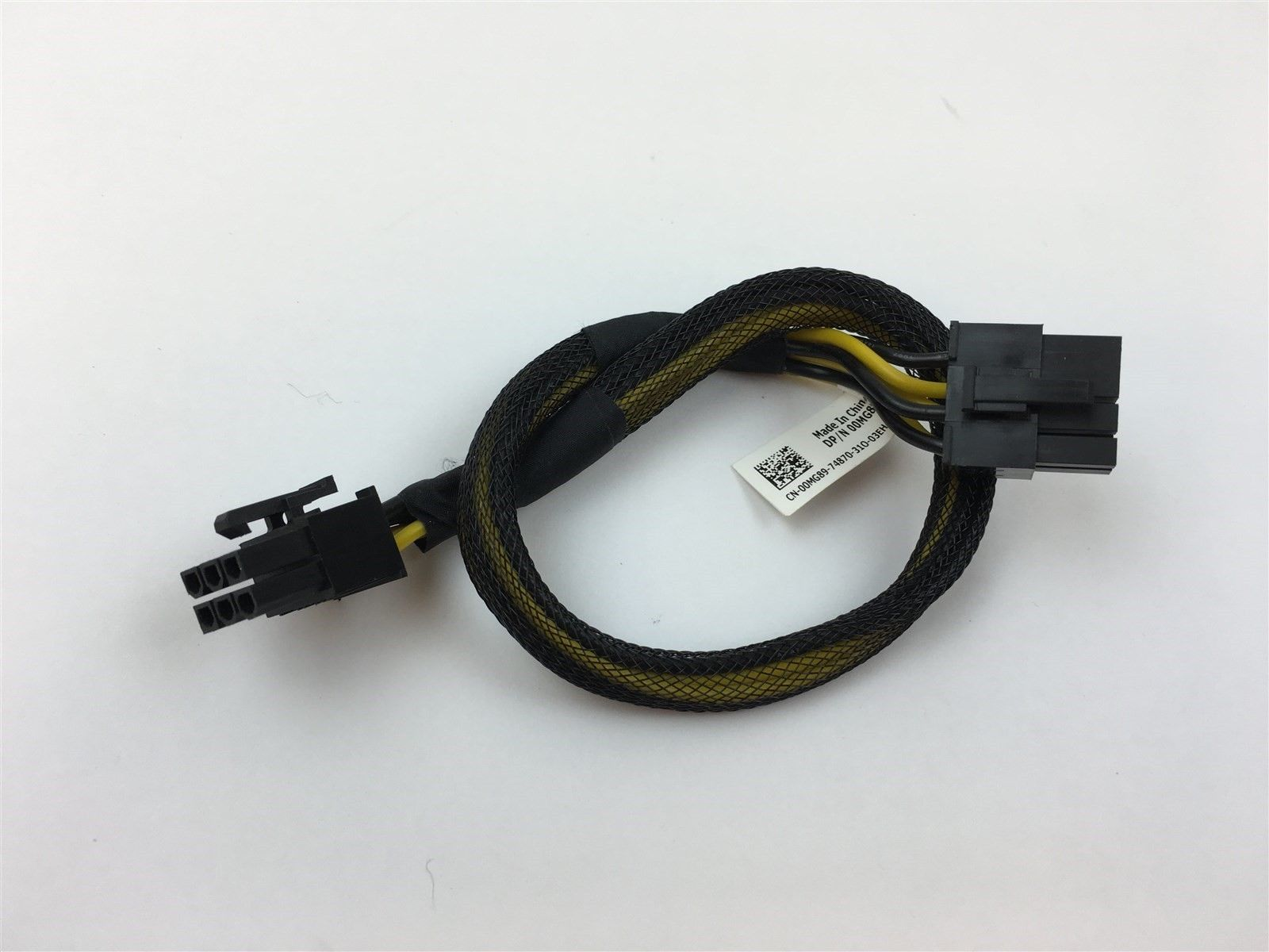 Dell Precision T3600 T5600 VGA1 Power Cable 0MG89 00MG89