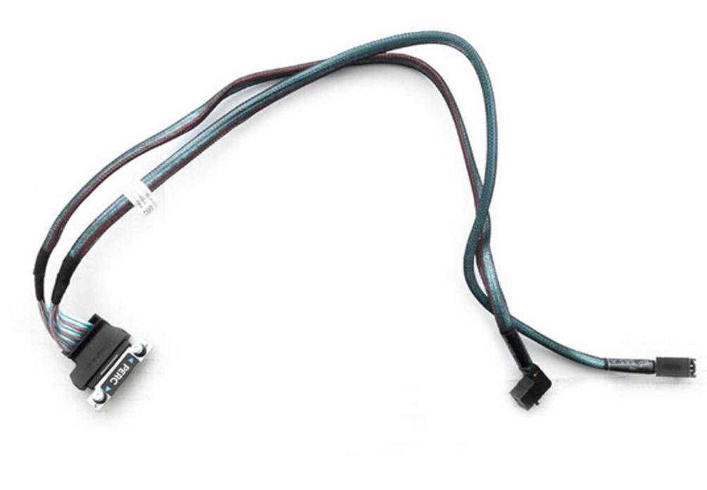 Dell F037K Perc Dual Mini SAS HD Cabel 12GB/S SFF-8643 BP SAS B 22 inch / BP SAS A 25 Inch
